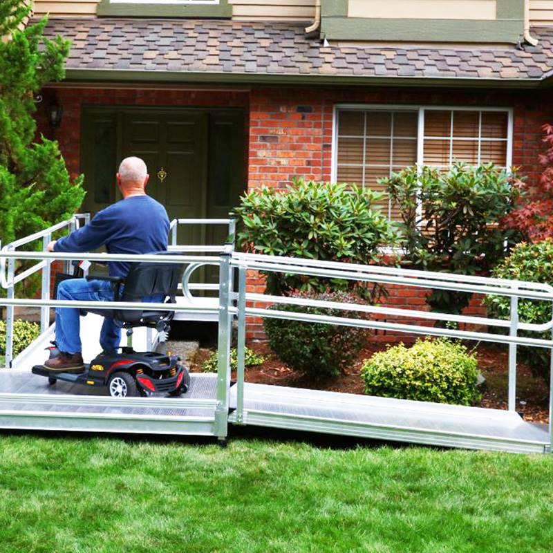 RESIDENTIAL / COMMERCIAL PORTABLE ACCESS RAMPS