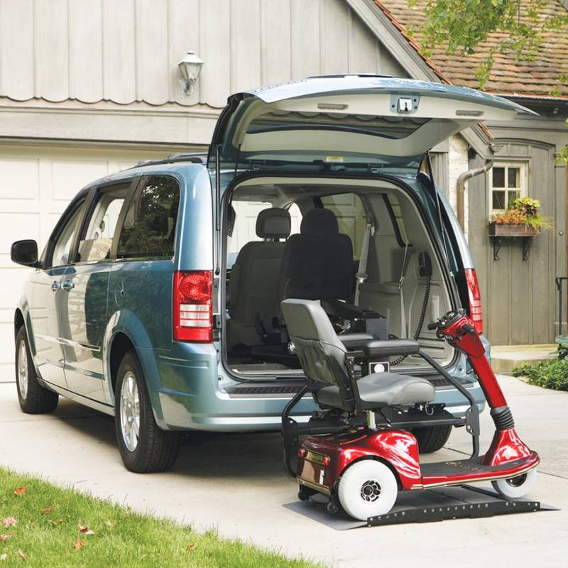 AUTO WHEELCHAIR & SCOOTER LIFTS